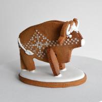 Имбирный бык (мини)
